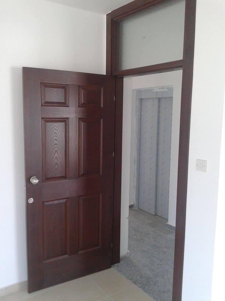 Panel Kapı Tasarımları
